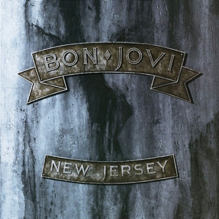 Bon Jovi - New Jersey -remast- CD
