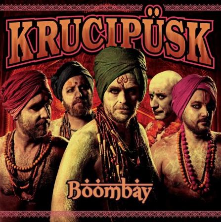 Krucipüsk - Boombay LP