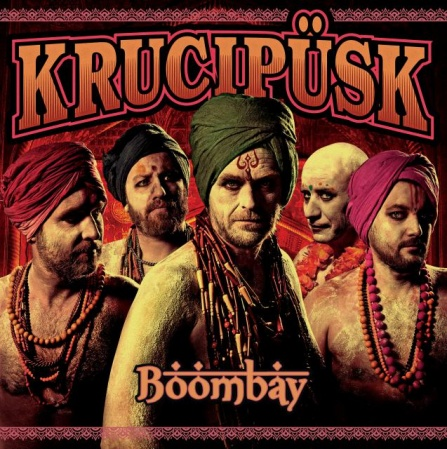 Krucipüsk - Boombay CD