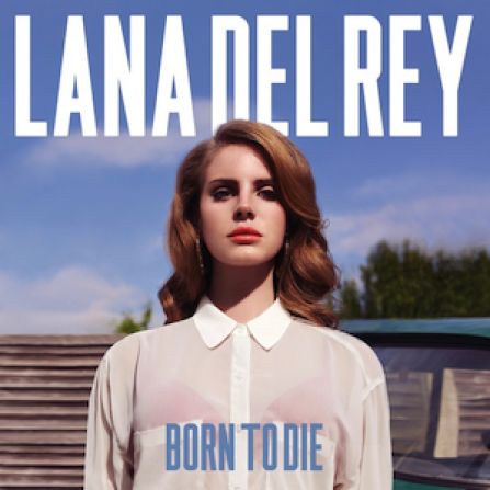Lana Del Rey - Born To Die CD