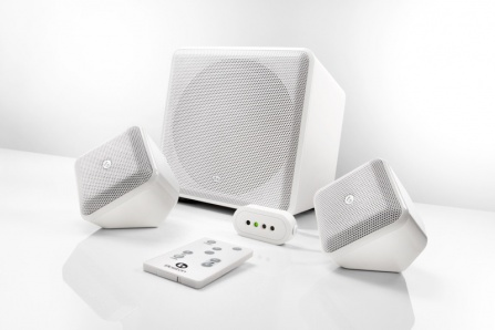 Boston Acoustics Soundware XS-2.1 Digital Cinema bílá