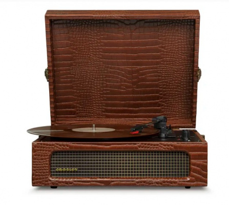 Crosley Voyager Brown