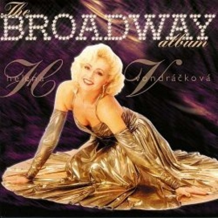 Helena Vondráčková - The Broadway Album CD