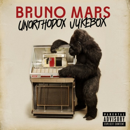 Bruno Mars - Unorthodox Jukebox CD