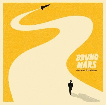 Bruno Mars - Doo-Wops and Hooligans CD