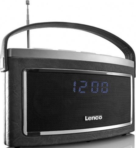Radio Lenco SR-600 BT černá
