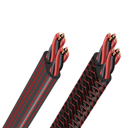 Repro kabel Audioquest Rocket 33 (BULK) - 2 x 3,5 m - studio