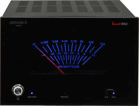 Advance Acoustic BX2 - black