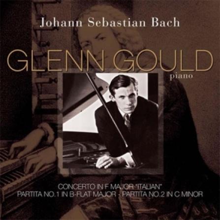 J.S. Bach - Concerto in F Major LP