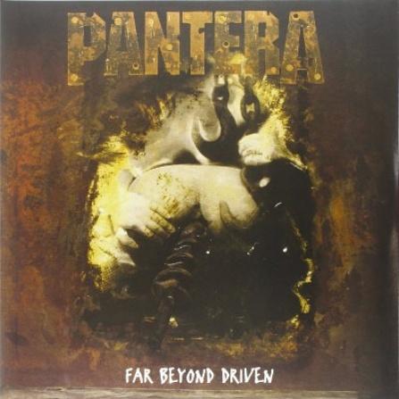 Pantera - Far Beyond Driven (Edice 2014) - 2LP