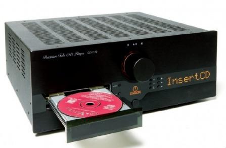 CD přehrávač Canor CD 1.10 černý