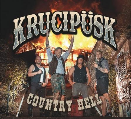 Krucipüsk - Country Hell LP