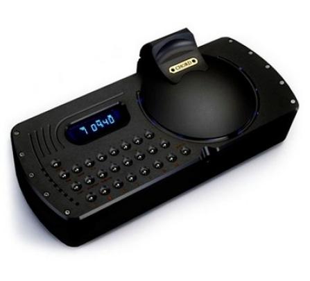 Chord Electronics Blu CD Transport - černá