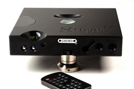 Chord Electronics Hugo TT - černá
