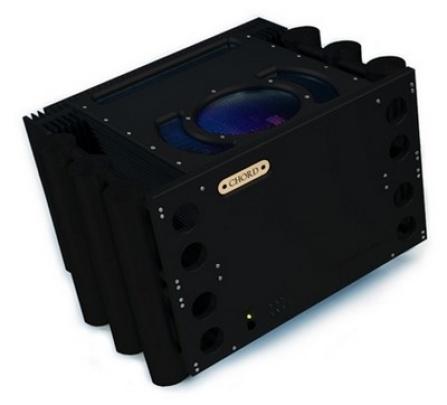 Koncový zesilovač SPM 3005 - černá
