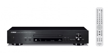 Yamaha CD-N301 - Black