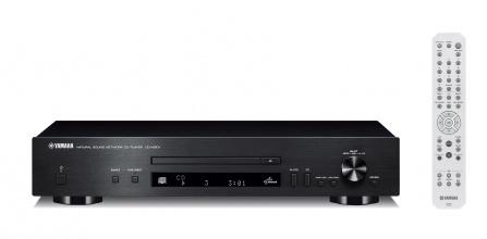 Yamaha CD-N301 - Black