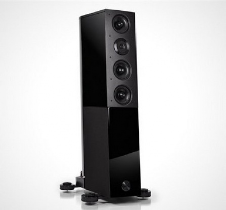 Audio Physic Cardeas - Black High Gloss