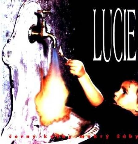 Lucie - Černý kočky mokrý žáby CD