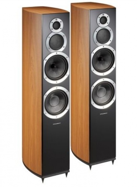 Wharfedale Diamond 10.7 - cherry