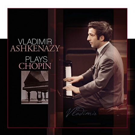 Vladimir Ashkenazy Plays Chopin LP