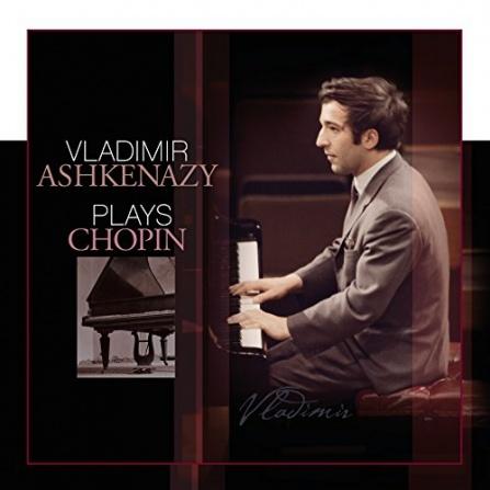 Vladimir Ashkenazy Plays Chopin LP