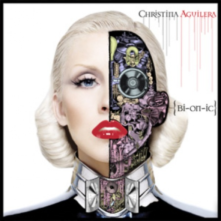 Christina Aguilera - Bionic CD