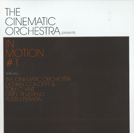 Cinematic Orchestra - In Motion Ltd. 2LP