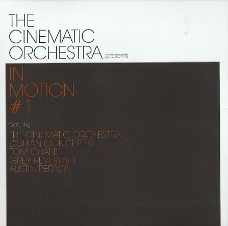 Cinematic Orchestra - In Motion Ltd. 2LP