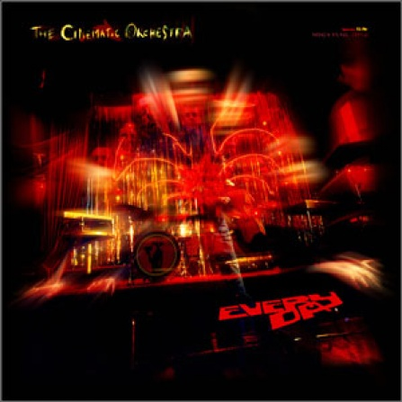 Cinematic Orchestra - Every Day 2LP