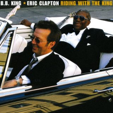 Eric Clapton / B.B. King - Riding With The King 2LP