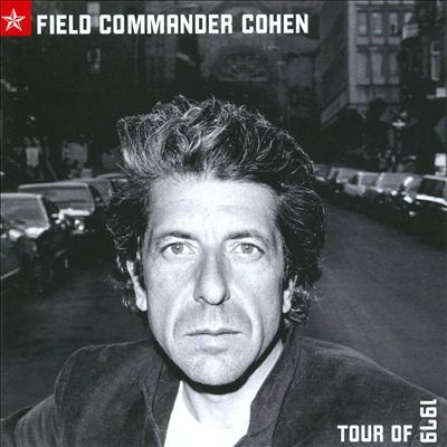 Leonard Cohen - Field Commander Tour 1979 2LP
