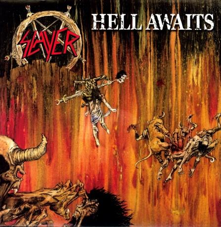 Slayer - Hell Awaits LP