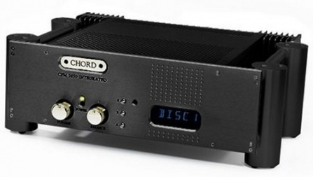 Chord Electronics CPM 2650 - černá