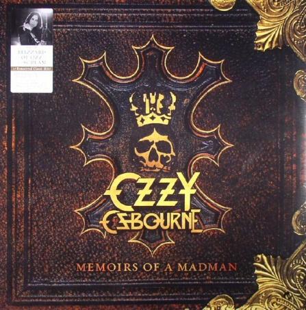 Ozzy Osbourne - Memoirs Of A Madman 2LP