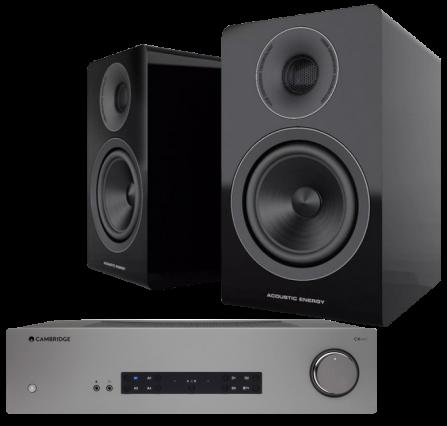 Cambridge Audio CXA61 + AE 300