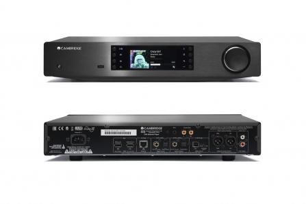 Síťový přehrávač Cambridge Audio CXN - černý
