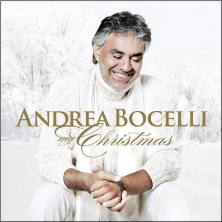 Andrea Bocelli - My Christmas 2LP