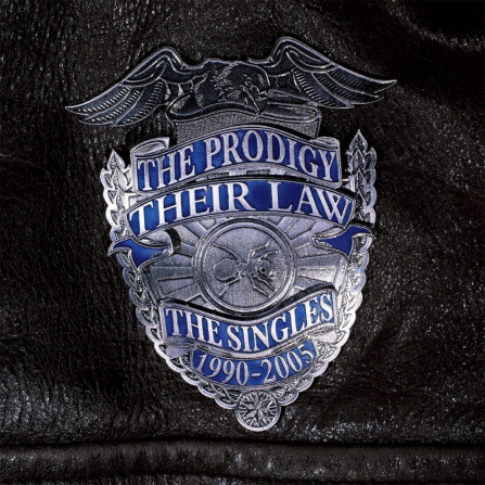 Prodigy - Their Law - The Singles 1990-2005 2LP