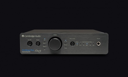Cambridge Audio DacMagic Plus - čierny