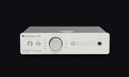 Cambridge Audio DacMagic Plus - stříbrný