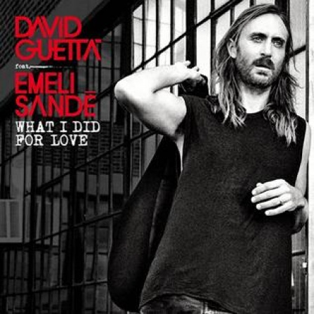 David Guetta - What I Did For Love LP