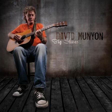 David Munyon- Big Shoes - CD