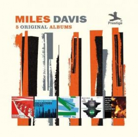 Miles Davis - 5 Original Albums 5CD