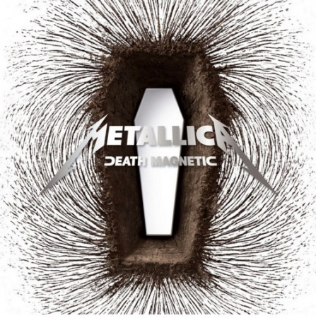 Metallica - Death Magnetic LP (2)