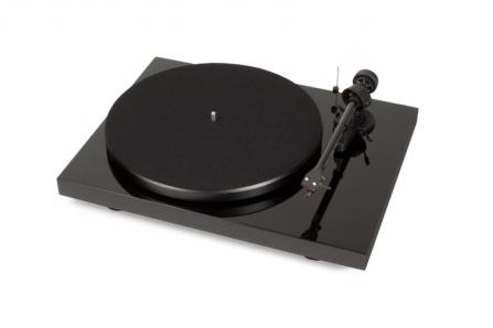 Pro-Ject Debut Carbon Phono USB DC černý + vložka OM 10