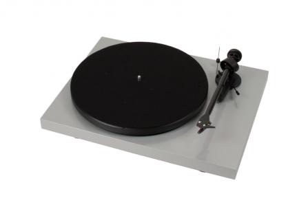 Pro-Ject Debut Carbon Phono USB DC šedý + vložka OM 10