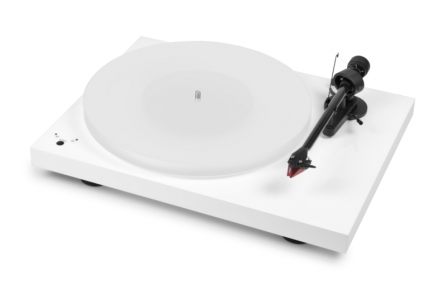 Pro-Ject Debut Recordmaster Hires - bílý