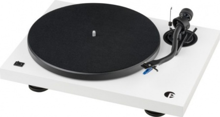 Pro-Ject Debut III S Audiophile - white
