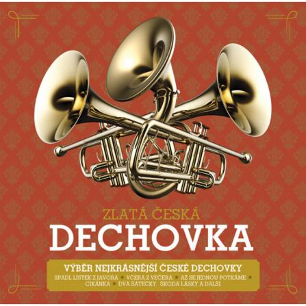 Zlatá česká dechovka - Ruzni/Pop National CD